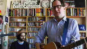 Craig Finn: Tiny Desk Concert