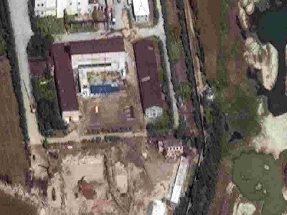 This satellite image provided by DigitalGlobe, taken in 2010, shows the Yongbyon nuclear complex in North Korea. The Institute for Science and International Security monitors satellite images for updates to nuclear facilities.