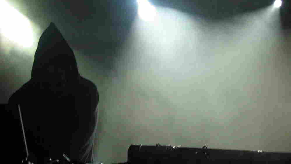 Tim Hecker.