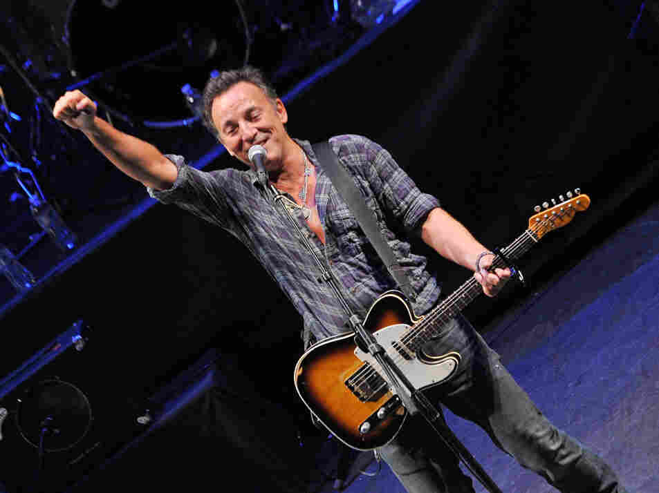 Tickets to an upcoming Bruce Springsteen concert are, indeed, s