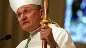 """In reaction to the recent contraceptive mandate, Bishop David Zubik of the Diocese of Pittsburgh tells NPR's Barbara Bradley Hagerty, """"We can't comply and we won't comply. There's no way we can. It's a matter of conscience."""""""