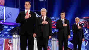 The GOP Elixir: Candidates Campaign On Tax Cuts