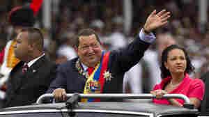 Fighting Fit, Venezuela's Chavez Roars Back