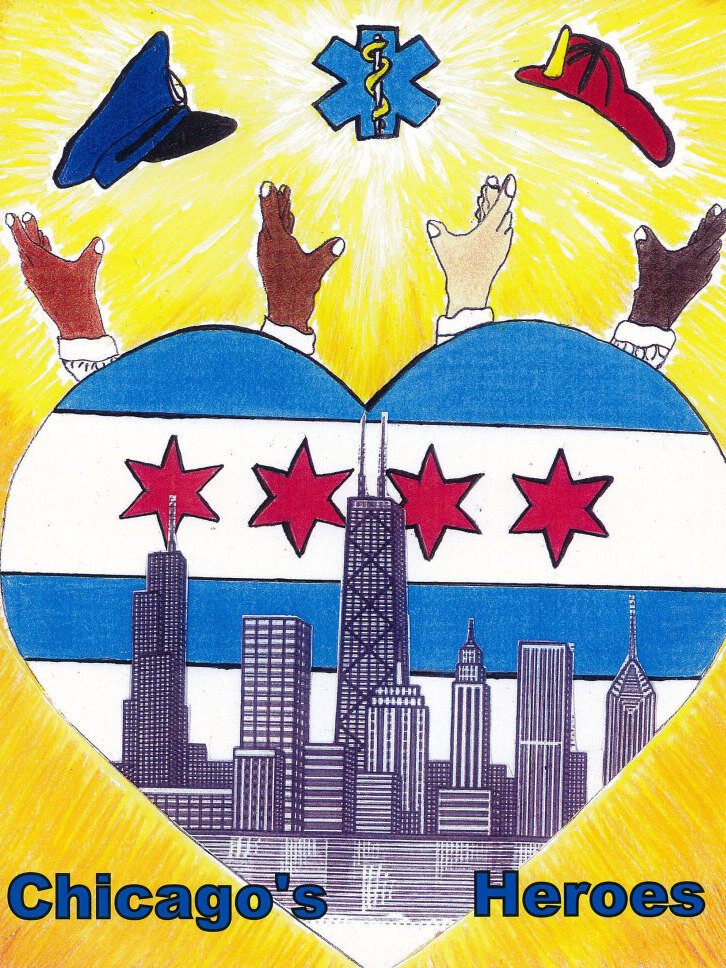 Gang Signs And A Sticker Chicago Pulls Teens Design Npr