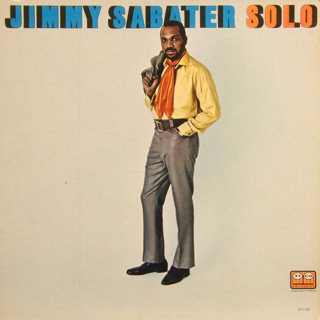 Jimmy Sabater's 1969 album Solo