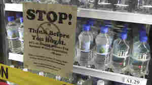 Battling The Bottle: Students And Industry Face Off Over Water
