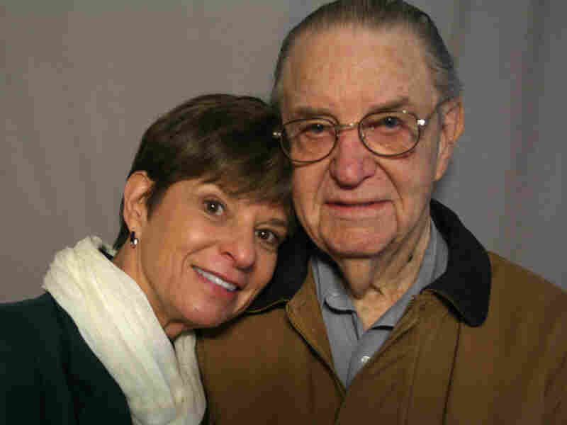 Paul Wilson and his daughter Marty Smith visited StoryCorps in Wichita, Kan. Listen To The Full Story Of How Wilson Met The Love Of His Life