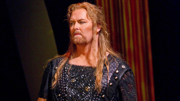 Jay Hunter Morris has received glowing reviews for his role as Siegfried in the Metropolitan Opera's most recent production of Wagner's Ring Cycle. (Metropolitan Opera)