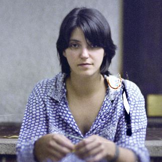 Sharon Van Etten takes the stage at World Cafe Live at noon ET.