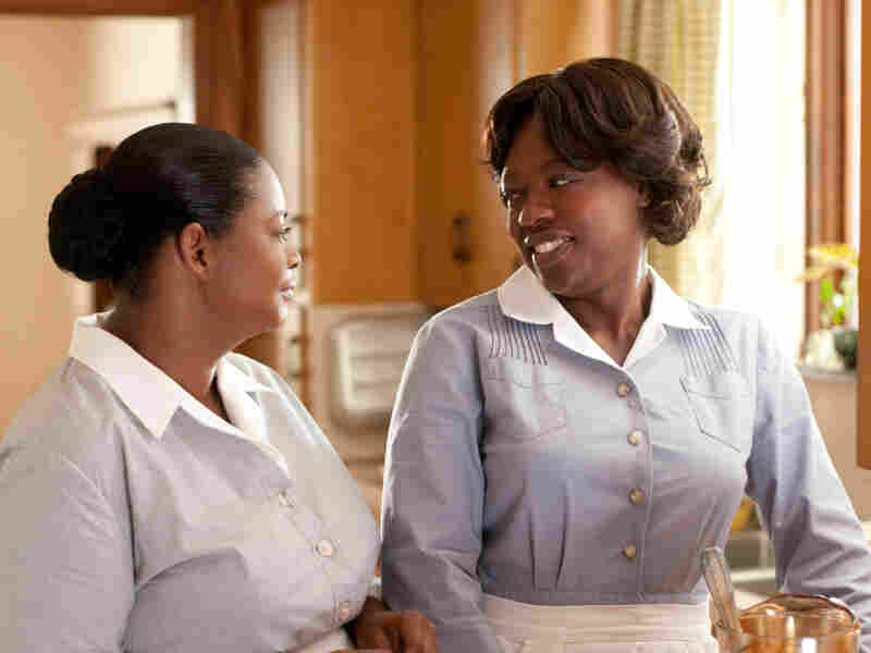 Minny (Octavia Spencer) and Aibileen (Davis) are two domestic workers who team up with a writer to break the code of silence about the conditions they work under in 1960s Mississippi.