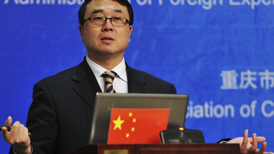 Wang Lijun (shown here in 2009) was recently relieved of his duties as the top policeman in the southern Chinese city of Chongqing and then spent a day at a U.S. consulate, where he was rumored to be seeking asylum. Before his fall from grace, Wang had been a close ally of Bo Xilai, a once-rising star in the Communist Party.