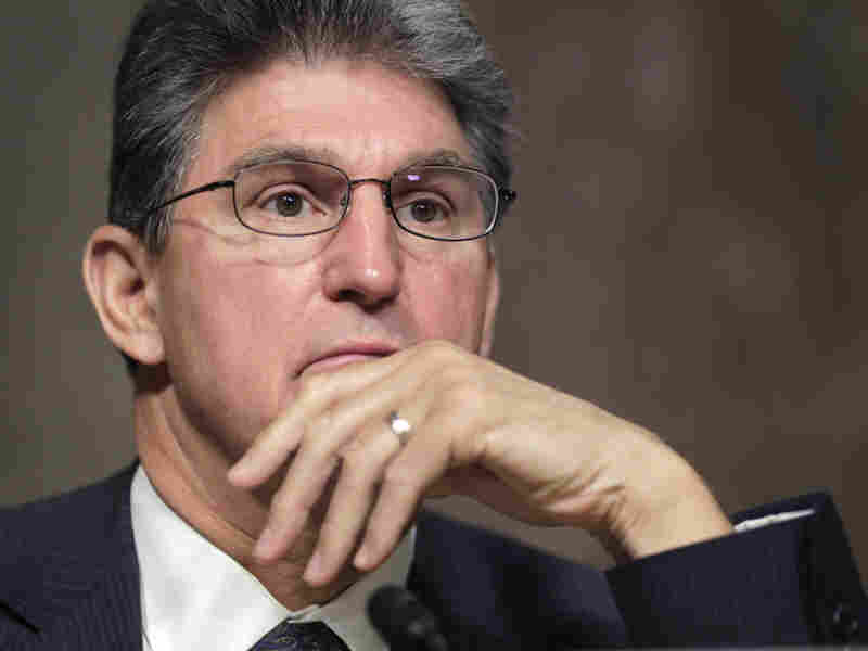 West Virginia Sen. Joe Manchin, a Catholic up for re-election this year, was one of the Democrats who spoke out against the White House birth control policy before it was altered.