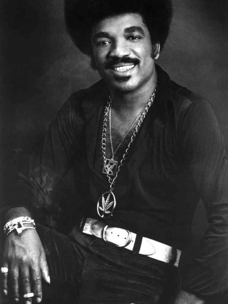 Syl Johnson poses for a portrait circa 1972. A box set collecting much of his work has been nominated for two Grammys.