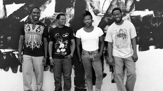 Robert Glasper Experiment's new album, Black Radio, comes out Feb. 28.