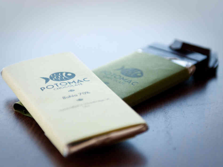 Ben Rasmussen mixes passion and creativity into a one-man chocolate making venture.