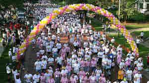 For Komen, Walks Will Be Fundraising Test