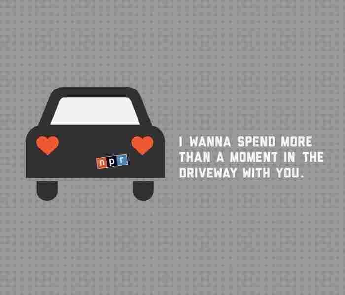 Driveway moment valentine