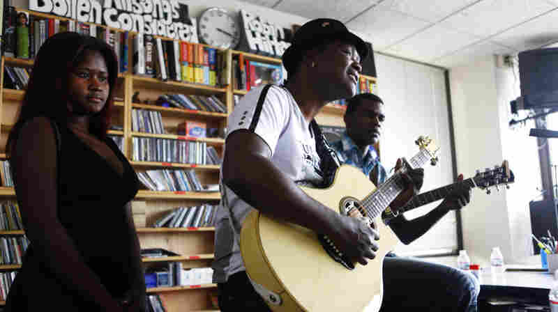 Joan Soriano: Tiny Desk Concert