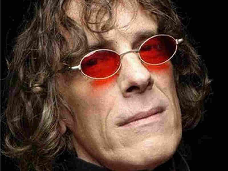 Luis Alberto Spinetta, a pioneer of Argentine rock.