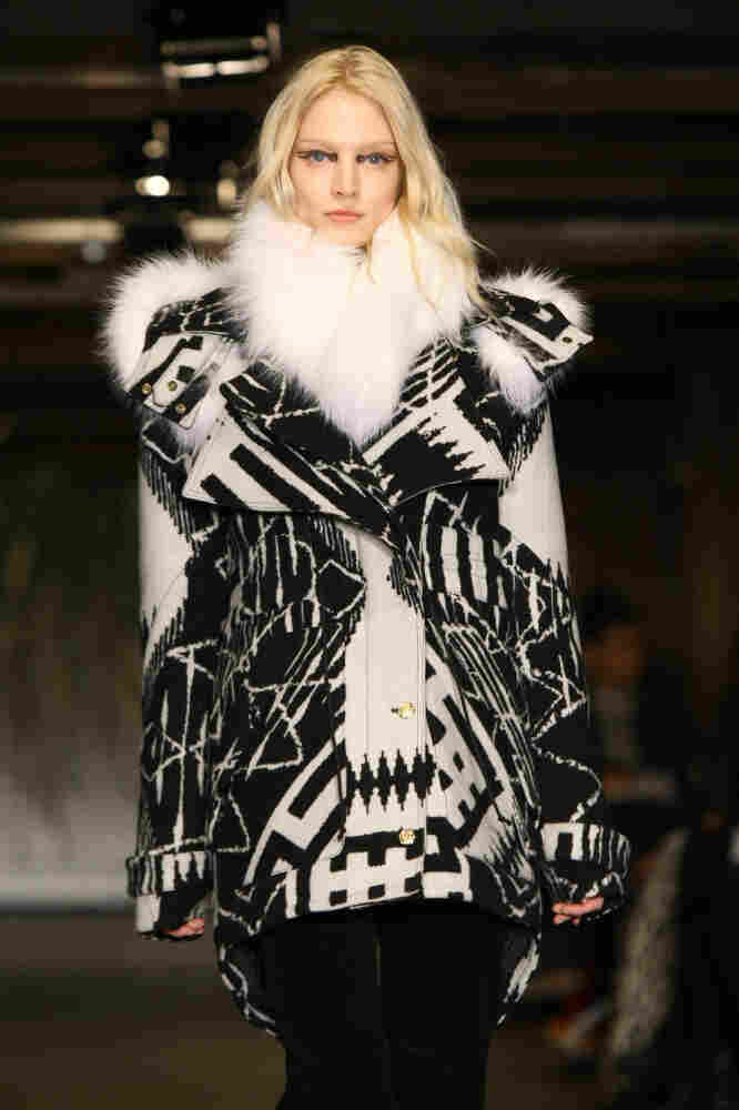 Bundle Up: Coats fell out of favor for a few seasons, but they're back — big time — in 2012. Above, a design from Joseph Altuzarra.