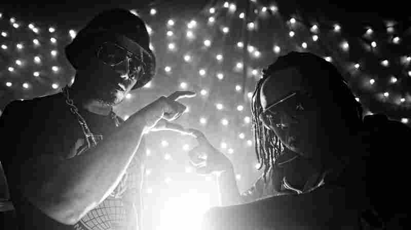 Shabazz Palaces: Bop Hard