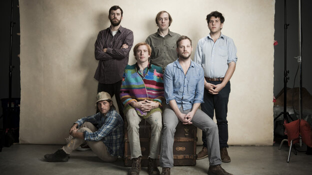 Dr. Dog's sixth studio album is titled Be the Void.
