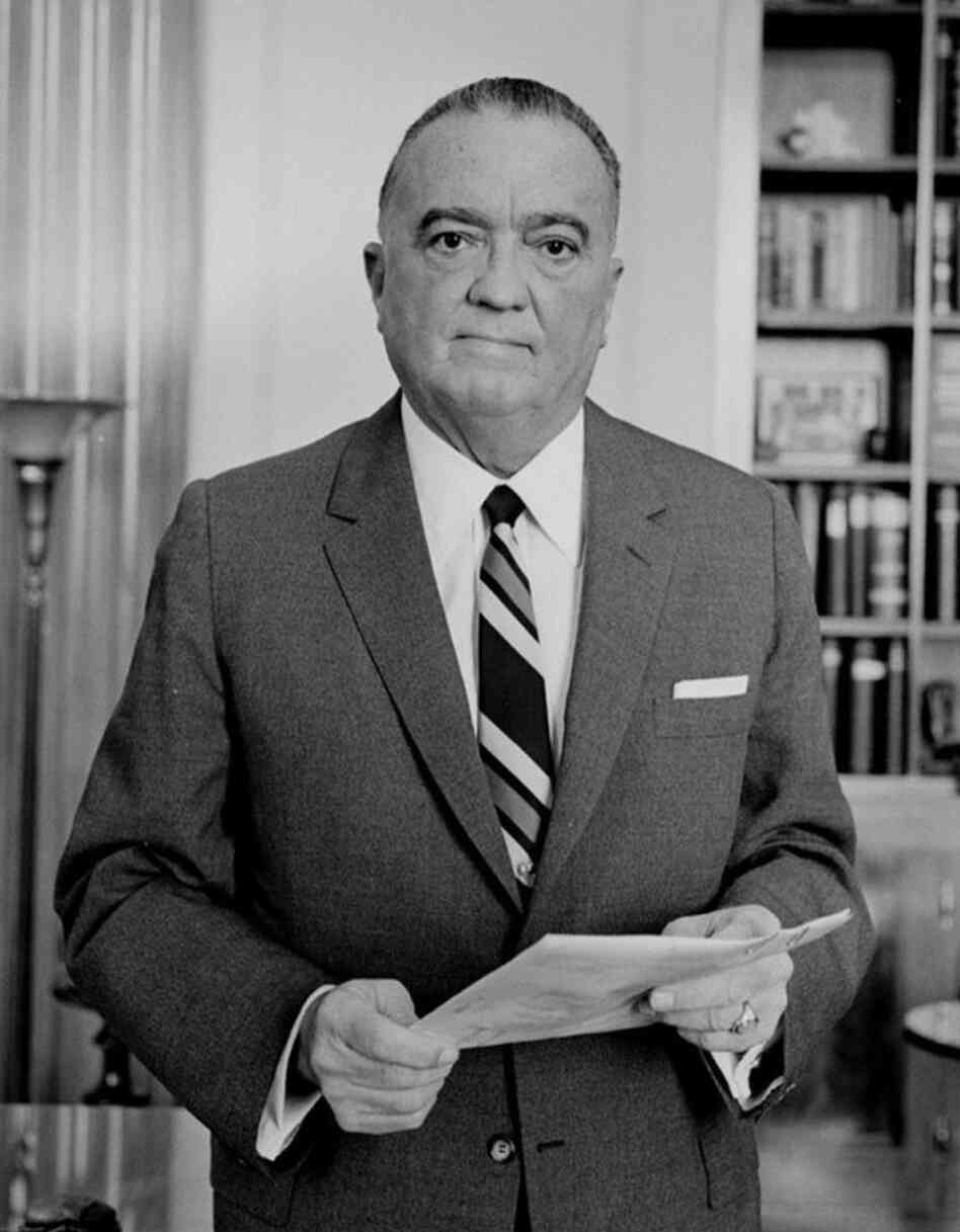 "J. Edgar Hoover was the first director of the FBI. He introduced fingerprinting and forensic techniques to the crime-fighting agency, and pushed for stronger federal laws to punish criminals who strayed across state lines. He also kept secret files on more than 20,000 Americans he deemed ""subversive."""