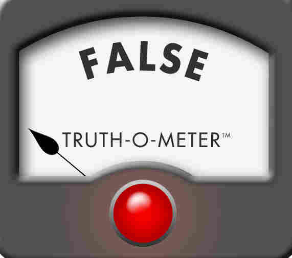 PolitiFact.com's Truth-O-Meter.
