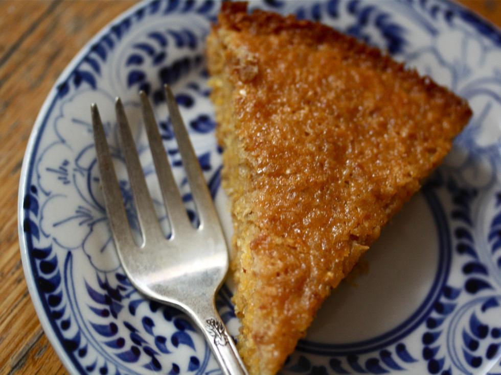 Recipe Lemon Cornmeal Cake Npr