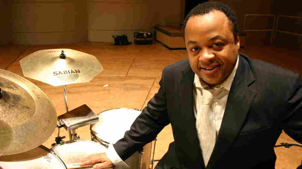 """Jeff """"Tain"""" Watts' sinister swing drumming leads Branford Marsalis, Terence Blanchard and Christian McBride on his new CD, Watts."""