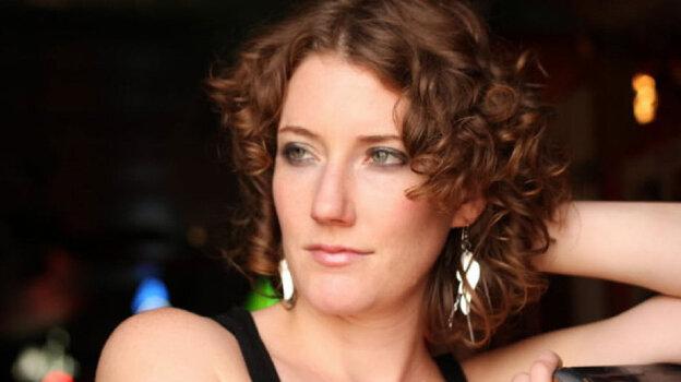Kathleen Edwards' new album is titled Voyageur.