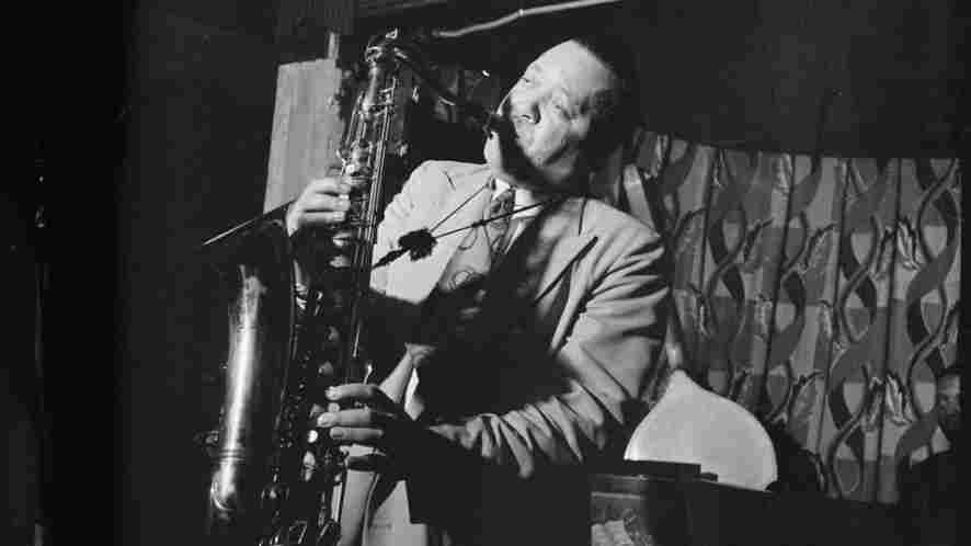 Lester Young gave B