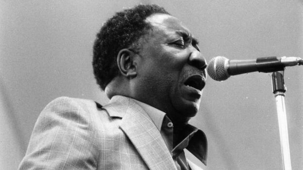 Muddy Waters pioneered Chicago's now-signature electric blues. (Getty Images)