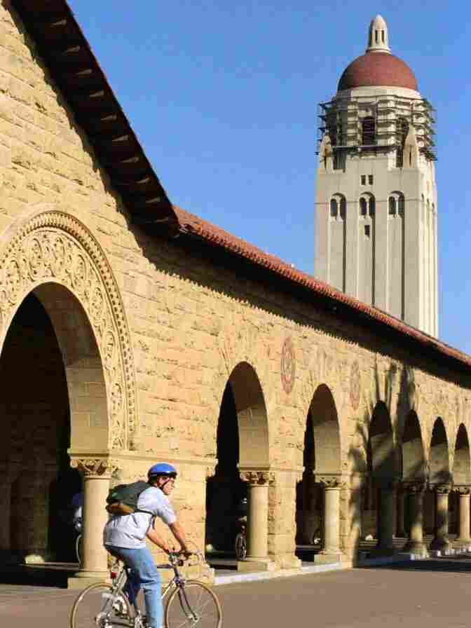 Stanford University raised $709.42 million in 2011.