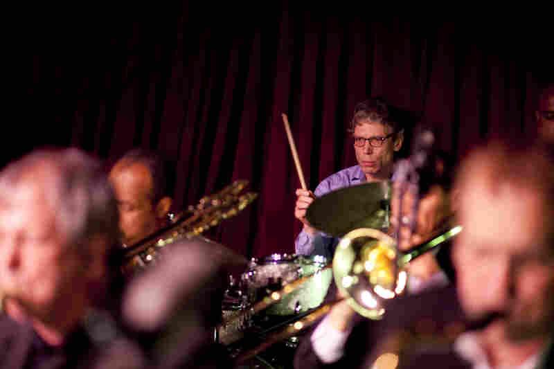 Drummer John Riley.