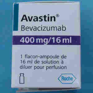 Packaging for fake Avastin that was just flagged by the Food and Drug Administration.