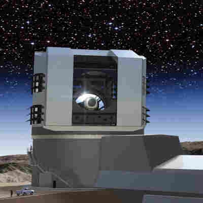 New Telescope To Make 10-Year Time Lapse Of Sky