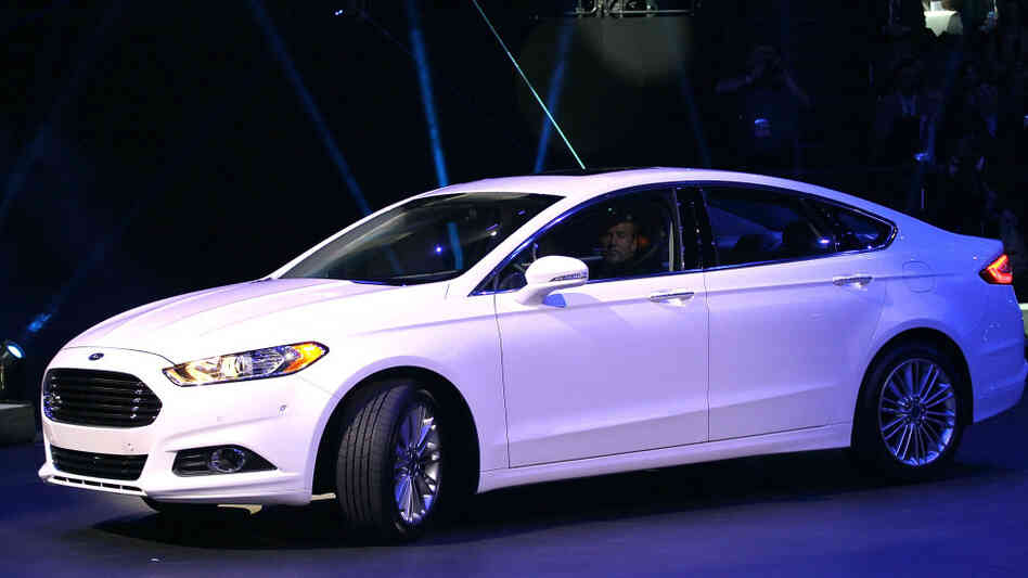 For the second year in a row, the Ford Fusion won J.D. Po