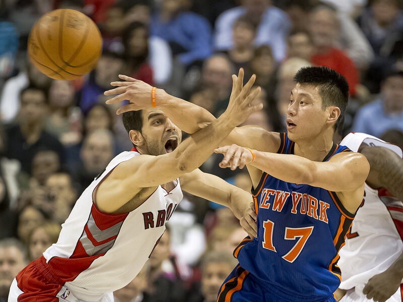 ef678c9a3 The New York Knicks   Linderella   American-Born Jeremy Lin Is The ...
