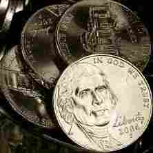 Obama Seeks To Change Change; Shift Looms For Pennies And Nickels
