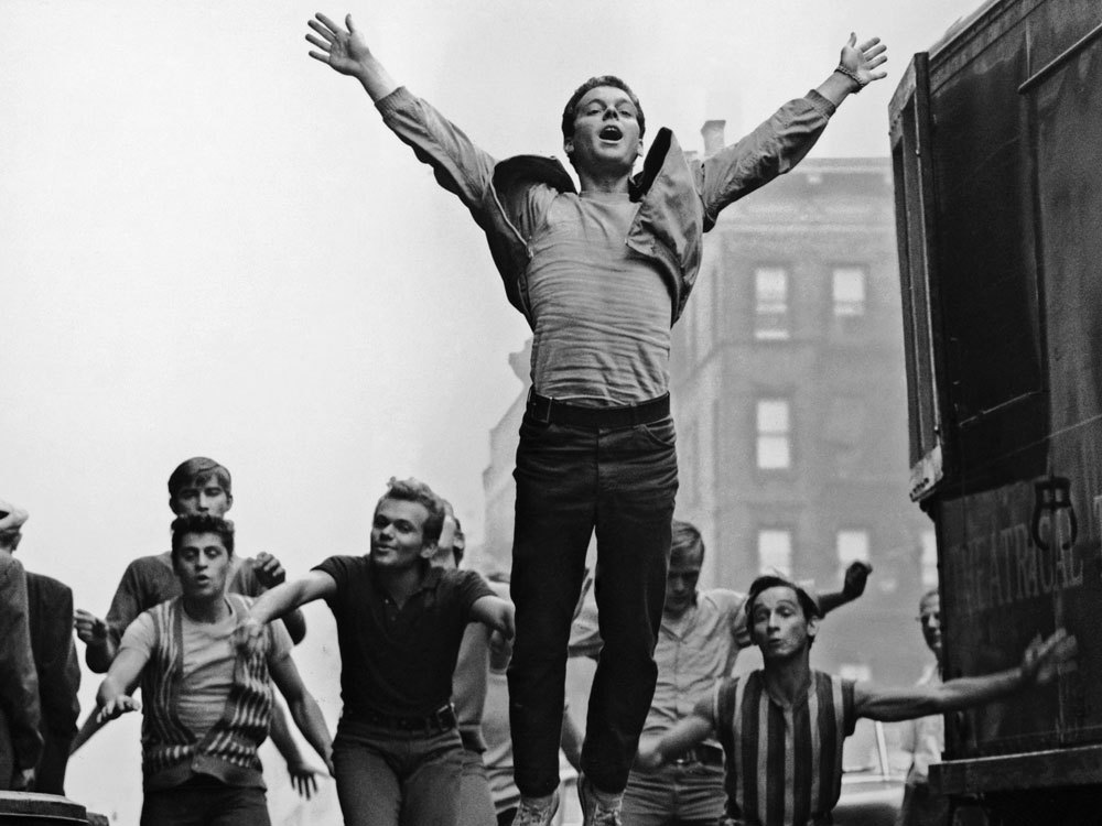 Andrea Echeverri: Stephen Sondheim: Examining His Lyrics And Life : NPR