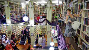 Athena's Library, The Quirky Pillar Of Providence
