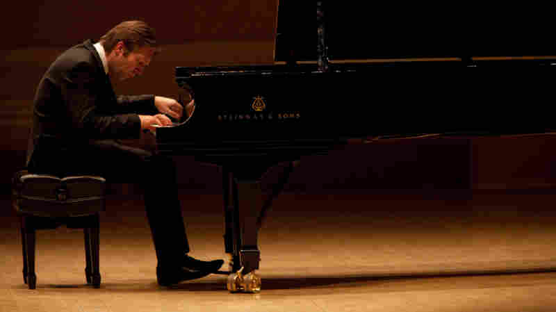 """Pianist Leif Ove Andsnes has been called """"a pianist of magisterial elegance, power and insight,"""" which he proved in his Carnegie Hall recital, Feb. 15, 2012."""
