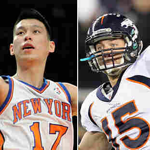 Forget Batman Vs. Superman: The Dynamic Duo Of The Moment Is Lin Vs. Tebow