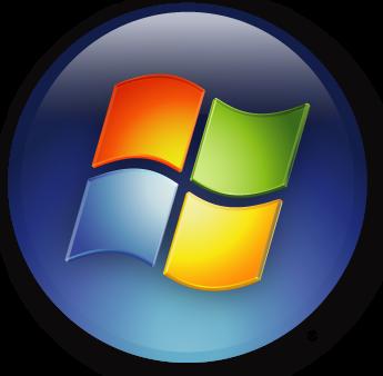 The Windows Vista logo.
