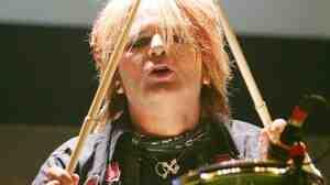 Poison drummer Rikki Rockett