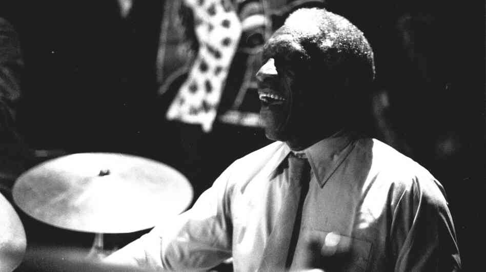 Art Blakey counts Lee Morgan, Wayne Shorter, Freddie Hubbard and Terence Blanchard among his Jazz Messengers alumni. And that's the short list.