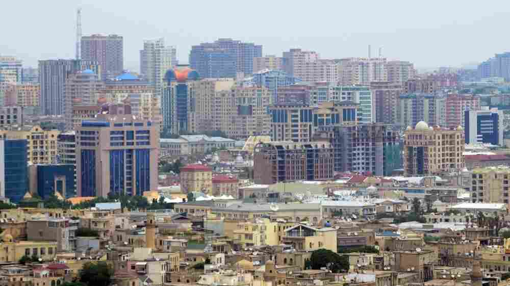 Thanks to its strategic location, the small Central Asian country of Azerbaijan has long been a hot spot for rival intelligence agents, from countries such as Russia, Turkey, Iran and Israel. Here, a view of Baku, the capital, in June 2011.
