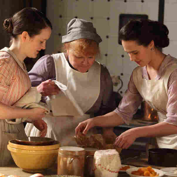 Dining After 'Downton Abbey': Why British Food Was So Bad For So Long