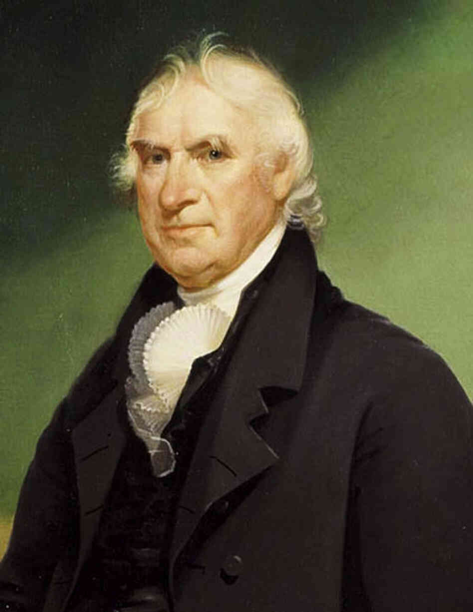 George Clinton served as vice president under Thomas Jefferson from 1805 to 1809 and James Madison from 1809 to 1812, when he died in office.